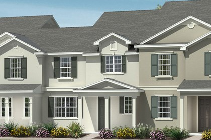 New Homes in Windermere, FL - Elevation A - Interior Unit