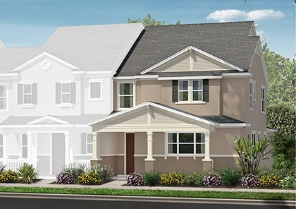 New Homes in Windermere, FL - Elevation B