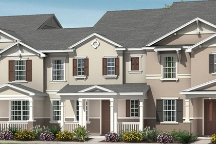 New Homes in Windermere, FL - Elevation B - Interior Unit