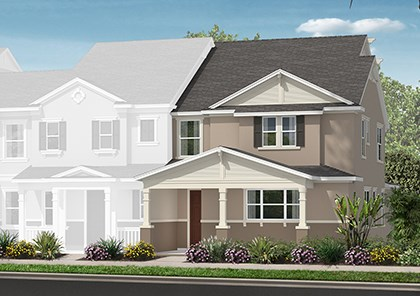 New Homes in Windermere, FL - Elevation C