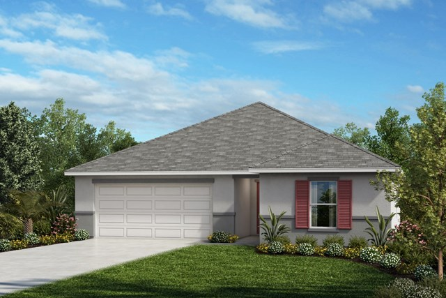 New Homes in West Melbourne, FL - Traditional