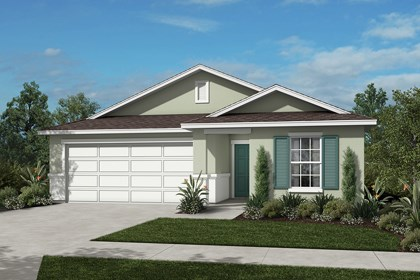 New Homes in Port St. Lucie, FL - Elevation B