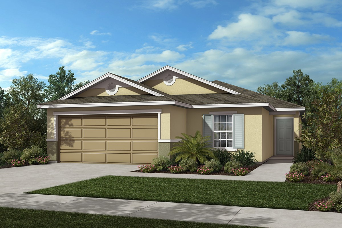 New Homes in Port St. Lucie, FL - Pine Trace Plan 1717