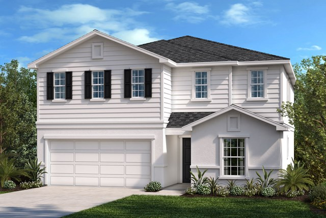 New Homes in Port St. Lucie, FL - Elevation E