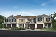 New Homes in North Fort Myers, FL - Plan 1286 Modeled