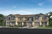 New Homes in North Fort Myers, FL - Plan 1502 Modeled