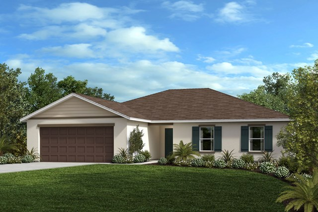 New Homes in Fort Myers, FL - Elevation F
