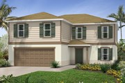 New Homes in Fort Myers, FL - Plan 2550