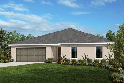 New Homes in Fort Myers, FL - Elevation A