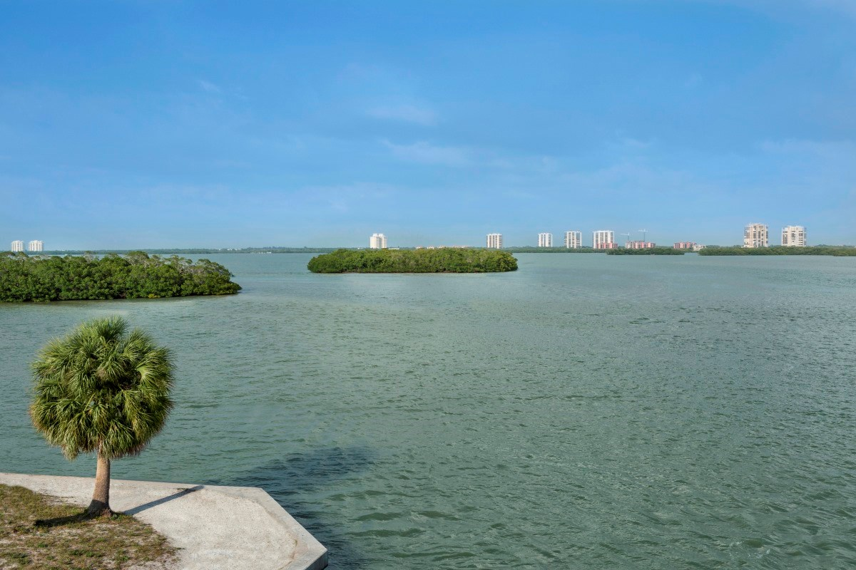 New Homes in Fort Myers, FL - Coves of Estero Bay View of Nearby Bonita Beach