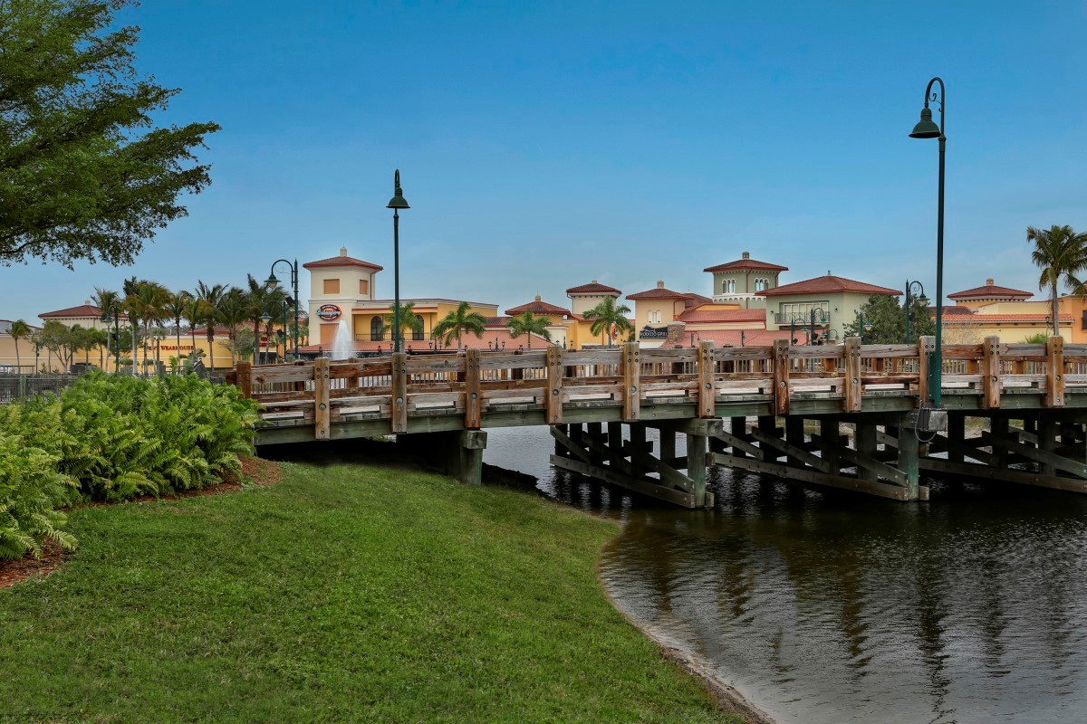 New Homes in Fort Myers, FL - Coves of Estero Bay View of Nearby Coconut Point® Mall