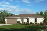New Homes in Fort Myers, FL - Plan 1310