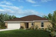 New Homes in Fort Myers, FL - Plan 1876
