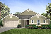 New Homes in Fort Myers, FL - Plan 2342