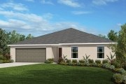 New Homes in Fort Myers, FL - Plan 2609