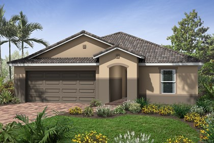 New Homes in Venice, FL - Elevation D