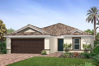 New Homes in Venice, FL - Elevation B