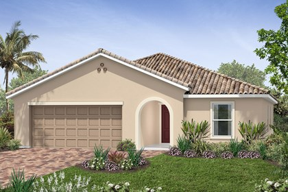New Homes in Venice, FL - Elevation C
