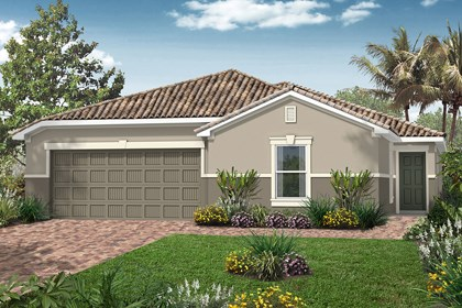 New Homes in Venice, FL - Elevation A
