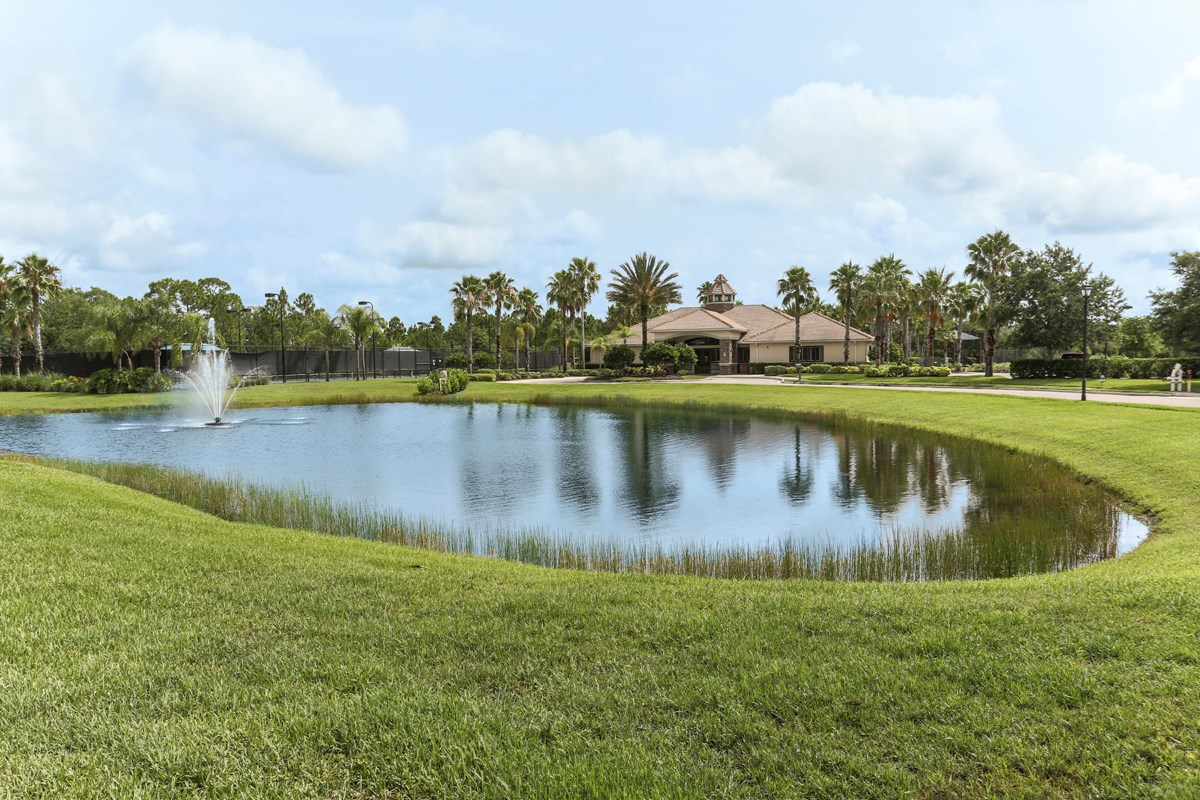 New Homes in Venice, FL - Stoneybrook at Venice Community Clubhouse