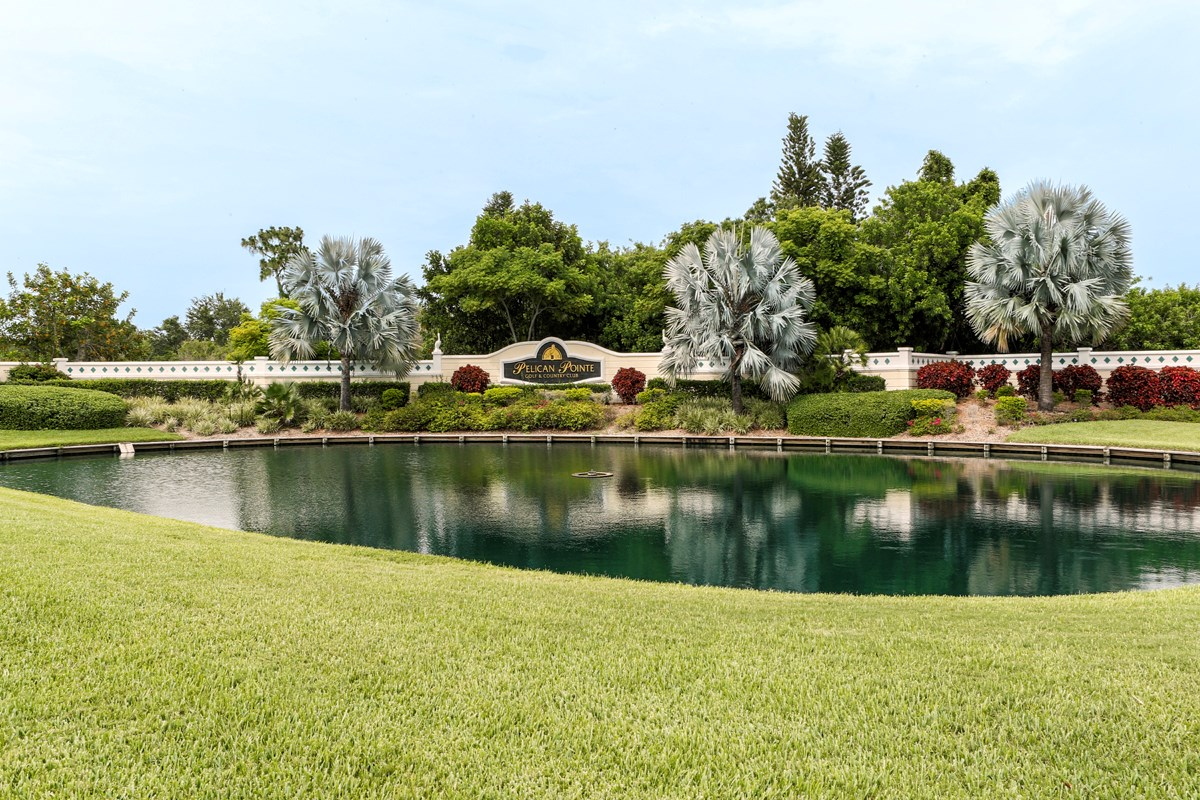 New Homes in Venice, FL - Stoneybrook at Venice Nearby Golf Course