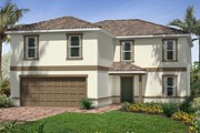 New Homes in Venice, FL - Plan 2550