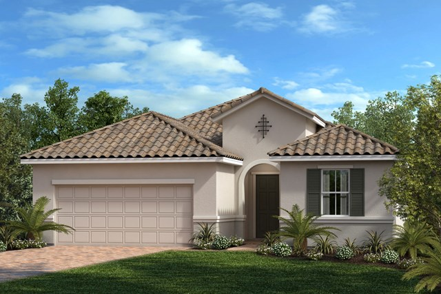 New Homes in Venice, FL - Elevation Y