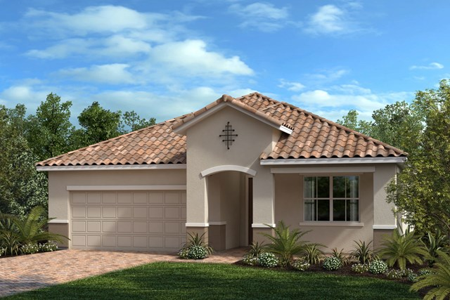 New Home Floor Plan In Stoneybrook At