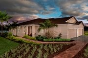 New Homes in Punta Gorda, FL - Plan 1311 Modeled