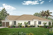 New Homes in Punta Gorda, FL - Plan 1523 Modeled