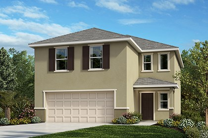New Homes in Gibsonton, FL - Elevation A