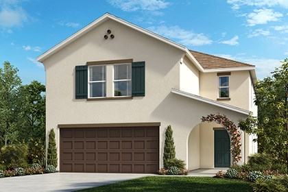 New Homes in Gibsonton, FL - Elevation C