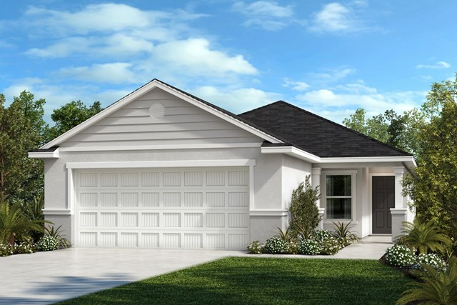New Homes in Gibsonton, FL - Elevation F