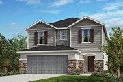 New Homes in Gibsonton, FL - Plan 2107
