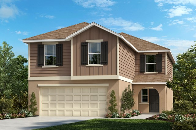 New Homes in Gibsonton, FL - Elevation G