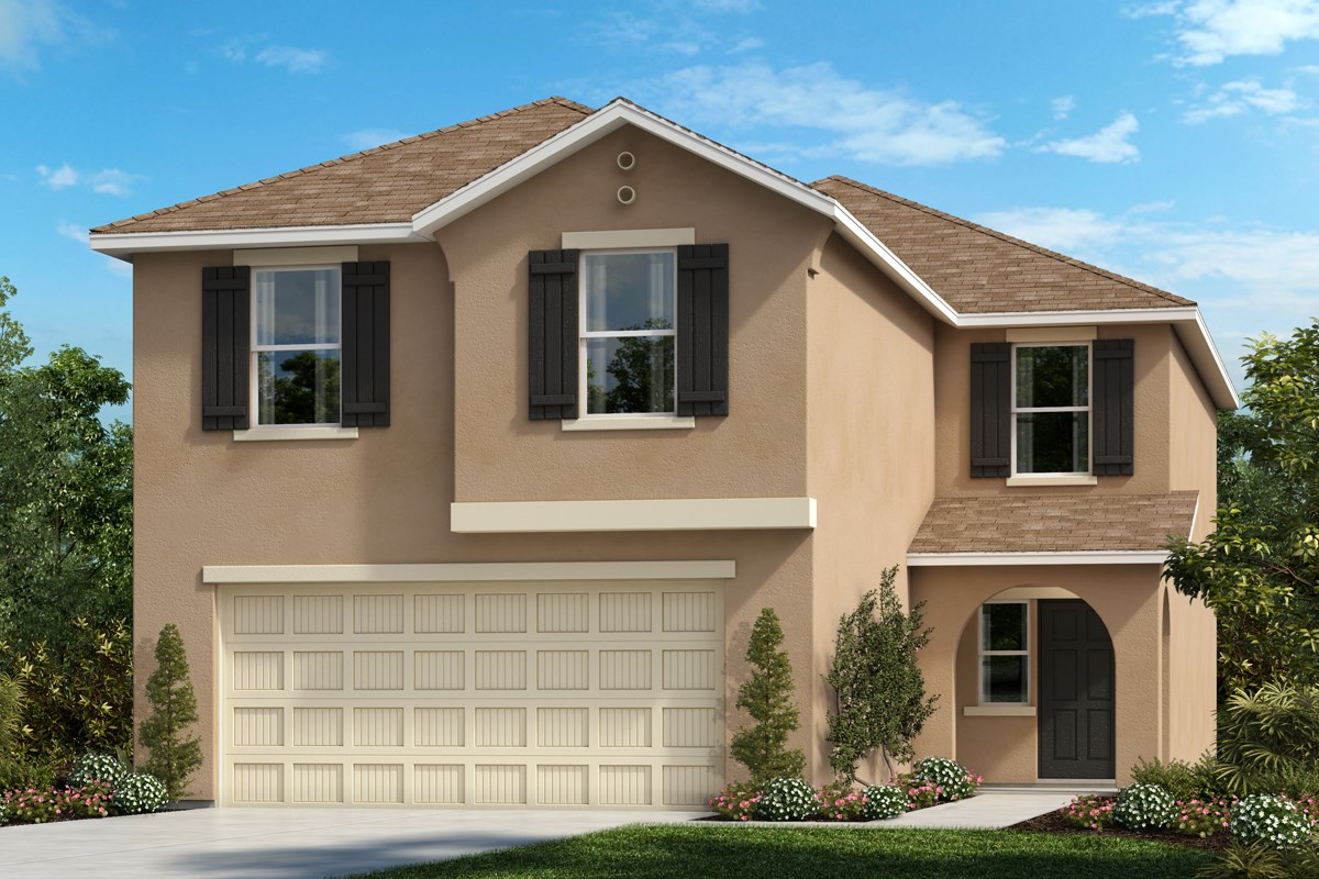 New Homes in Gibsonton, FL - Northgate Plan 2544