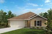 New Homes in Seffner, FL - Plan 1541