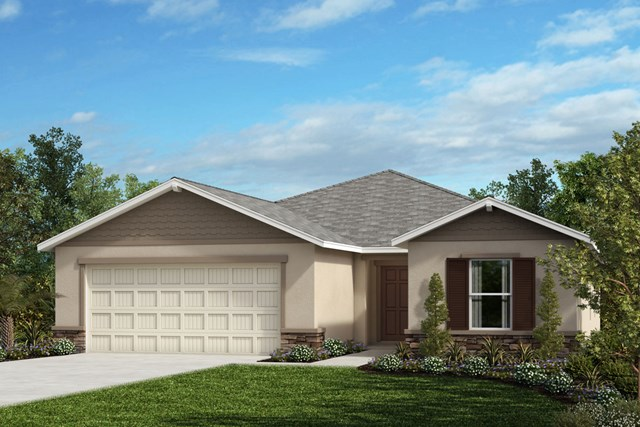 New Homes in Seffner, FL - Elevation H Stone