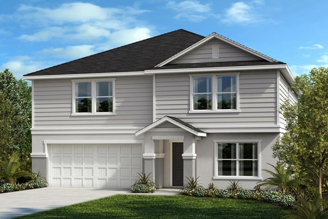 New Homes in Seffner, FL - Plan 2716 Elevation F