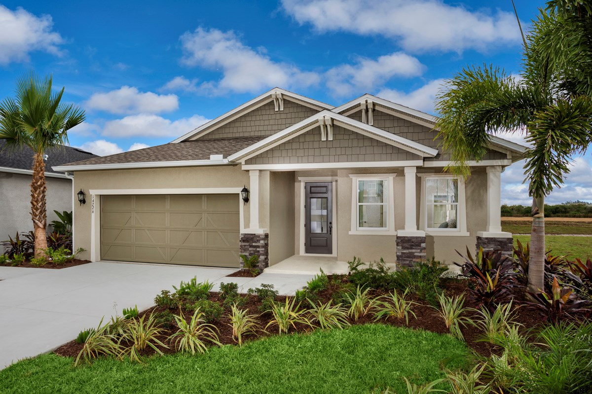 New Homes in Bradenton, FL - Avaunce Plan 2333
