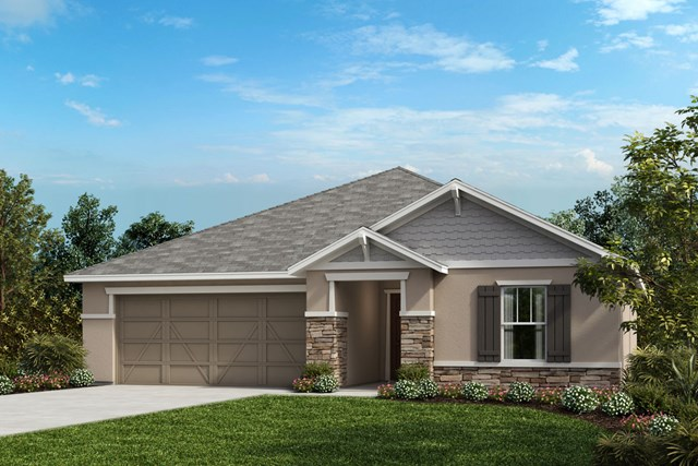 New Homes in Bradenton, FL - Elevation W