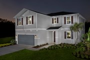 New Homes in Seffner, FL - Plan 2550 Modeled