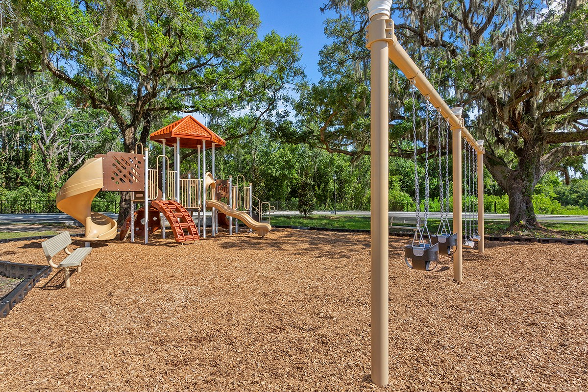 New Homes in Seffner, FL - Freedom Ridge Kid's Playground