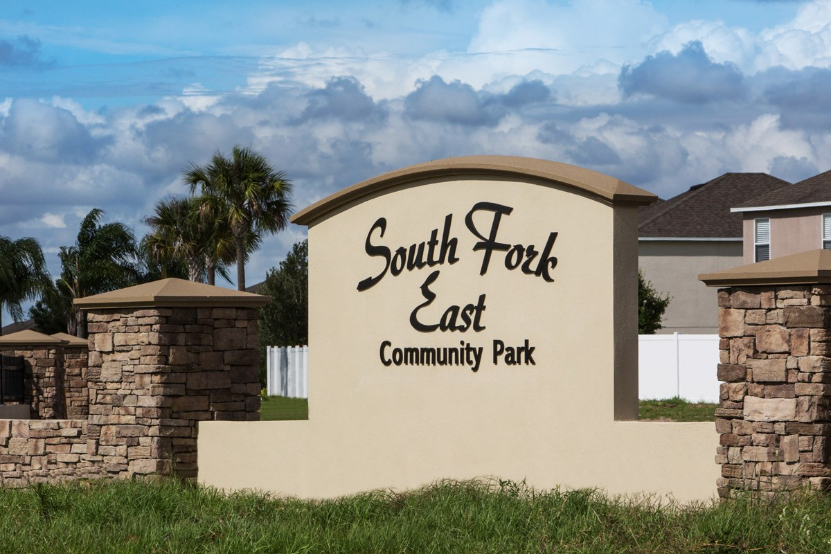 New Homes in Riverview, FL - Ibis Cove I at South Fork South Fork East Community Park