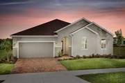 New Homes in Riverview, FL - Plan 2620 Modeled