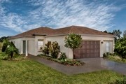 New Homes in Riverview, FL - Plan 1586 Modeled