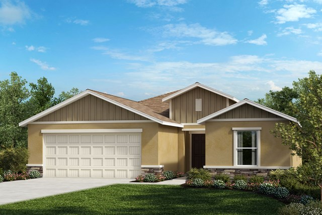 New Homes in Riverview, FL - Elevation G Stone