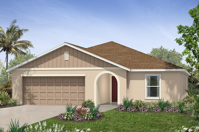 New Homes in Riverview, FL - Elevation K