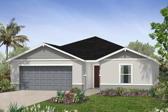 New Homes in Riverview, FL - Elevation L