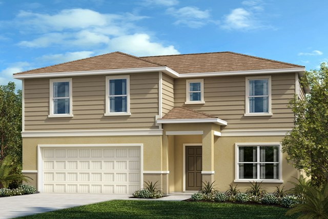 New Homes in Riverview, FL - Elevation E